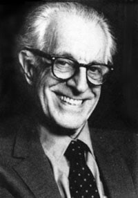 Albert Ellis (1913-2007) founder of REBT therapy