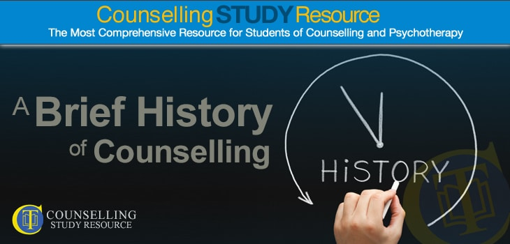 A Brief History of Counselling • Counselling Tutor