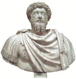 Marcus Aurelius 121AD to180AD