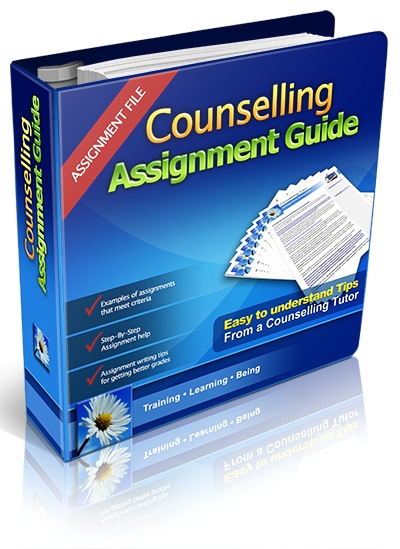 Counselling assignment help bundle