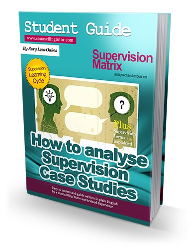Analyse supervision case study BOOK
