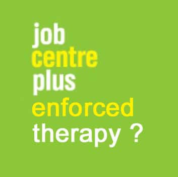 counselling in Jobcentres