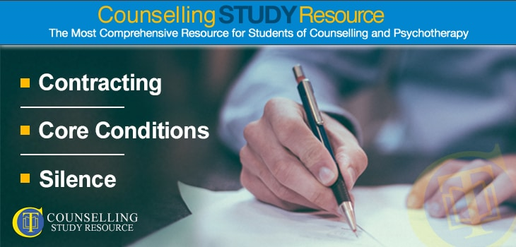 Counselling Tutor Podcast 1 - Contracting