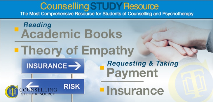 empathy in counselling Sympathy and empathy - when it comes to psychology, they are very different things one empowers others, the other disempowers them how do sympathy and empathy work.