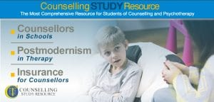 CT Podcast Ep33: Counsellors in Schools – Postmodernism in Therapy – Insurance for Counsellors
