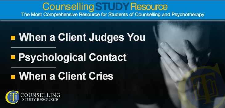 CT Podcast Ep_035 – When a Client Judges You – Psychological Contact – When a Client Cries