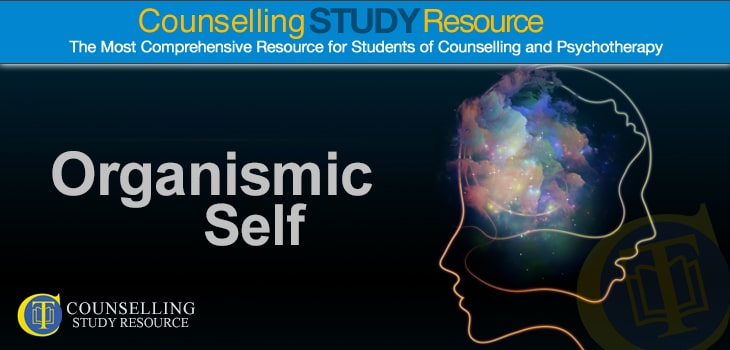Counselling Tutor_Organismic Self
