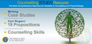 Counselling Tutor Podcast 041 – Writing Case Studies – Carl Rogers' 19 Propositions – Counselling Skills