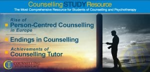 Counselling Tutor Podcast 047 – Rise of Person-Centred Counselling in Europe – Endings in Counselling – Achievements of Counselling Tutor