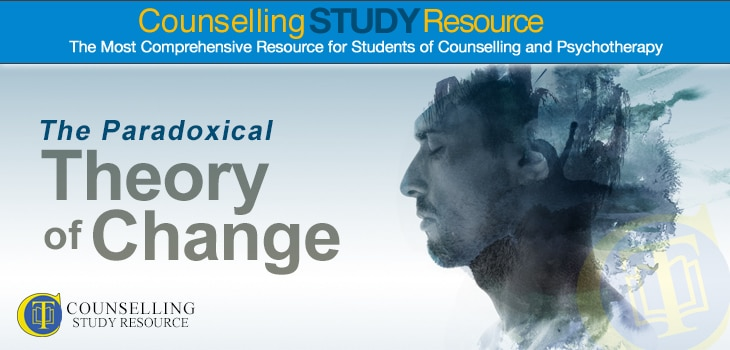 Counselling Tutor: Paradoxical Theory of Change