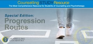 Counselling Tutor Podcast Special Edition: Progression Routes