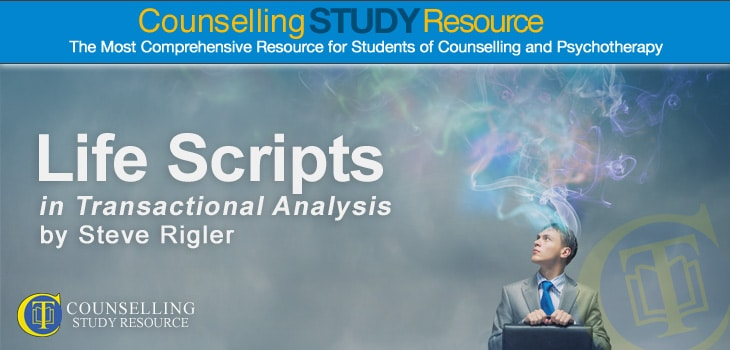 Counselling Tutor: Life Scripts in Transactional Analysis
