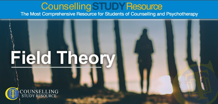 Counselling Tutor: Field Theory
