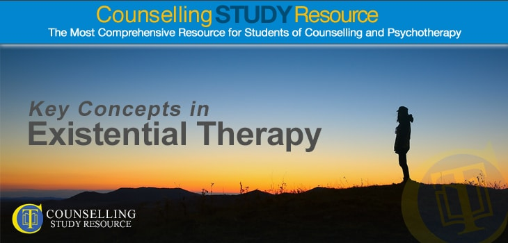 Counselling Tutor: Key Concepts in Existential Therapy