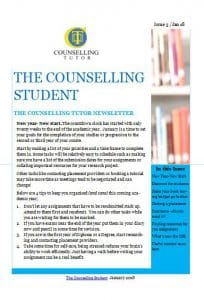 counselling student Jan 2018