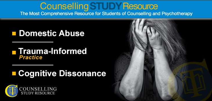 Counselling Tutor Podcast 80: counselling clients with domestic violence - A woman with her hands covering her face