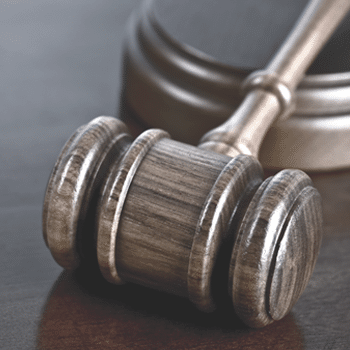 Counselling and the Law - a judge's gavel