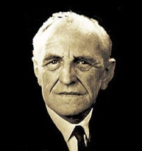 Donald Winnicott, best known for his theories of child development, and for his influence in the development of object relations theory