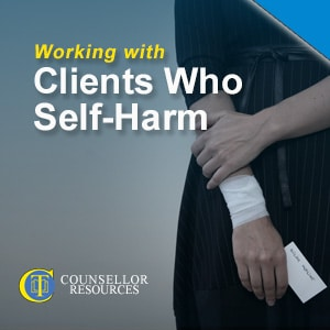 Working with Clients who Self Harm lecture summary featured image
