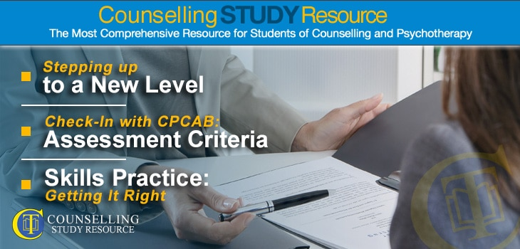 Understanding Counselling Assessment Criteria • [Podcast for