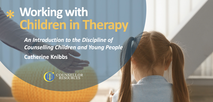Working with Children in Therapy CPD lecture for counsellors