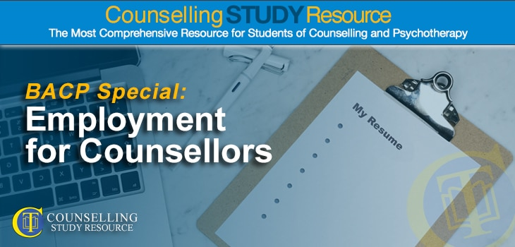 CT Podcast Ep 158 featured image – BACP Special: Employment for Counsellors