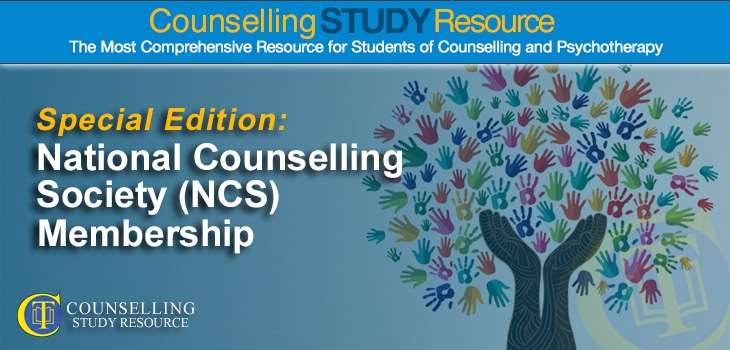 Special edition featured image - National Counselling Society Membership