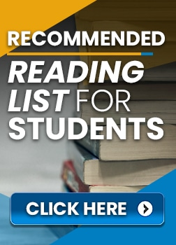 Recommended reading list sidebar