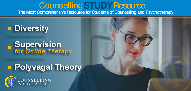 CT Podcast Episode 175 featured image - Topics Discussed: Diversity; Supervision for online therapy work; Polyvagal theory