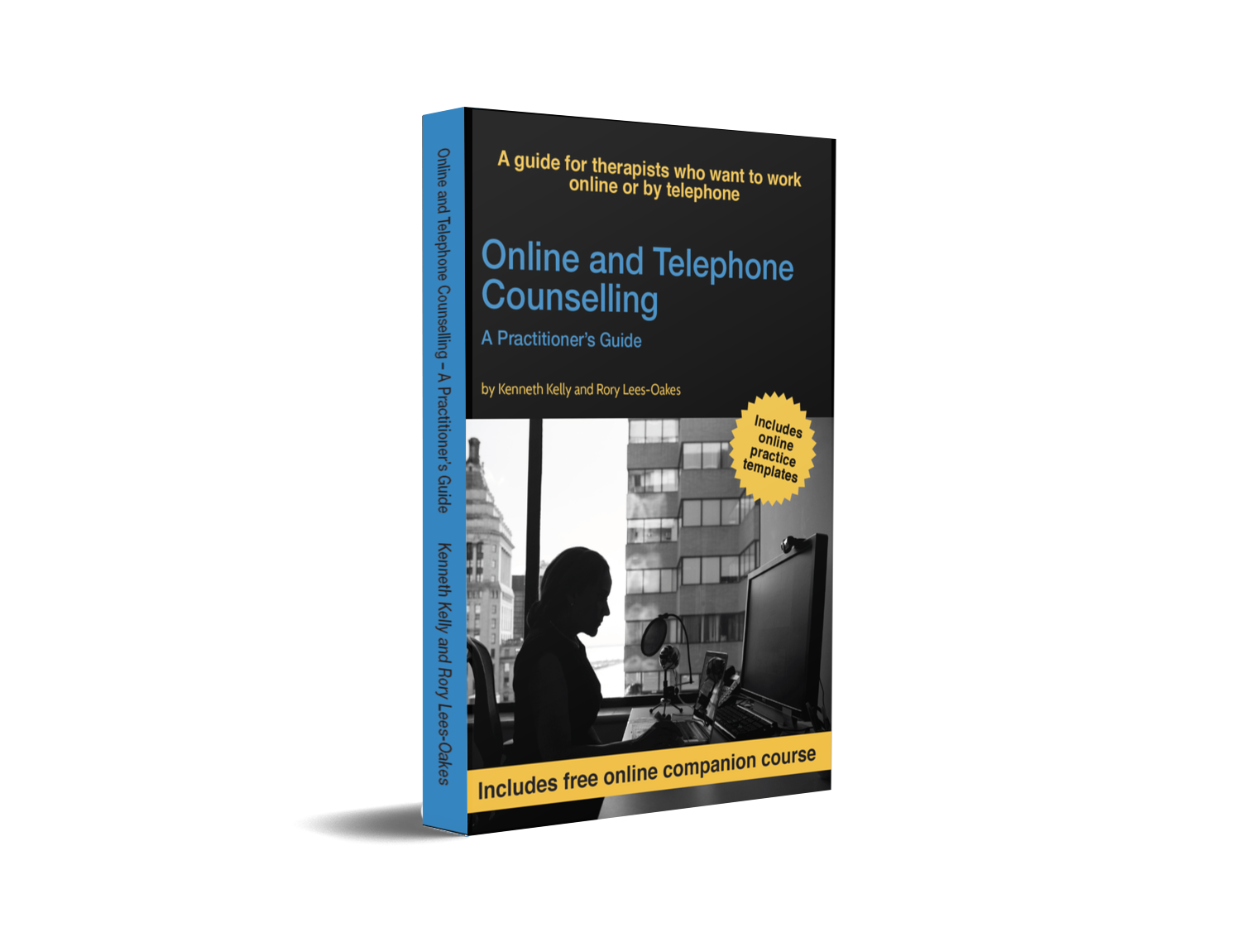 Online and Telephone counselling book