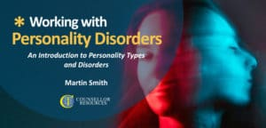 Working with Personality Disorders - CPD lecture featured image