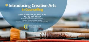 Introducing Creative Arts in Counselling CPD lecture