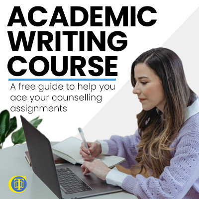 Academic writing for counsellors