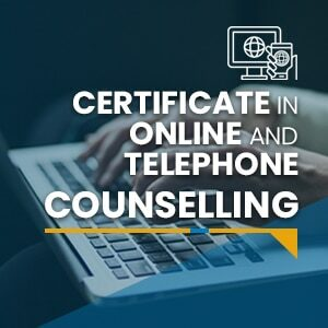 online and telephone counselling training course