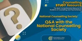 Special Edition Podcast featured image - Q&A with the National Counselling Society